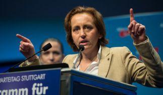 Die stellvertretende AfD-Vorsitzende Beatrix von Storch. (Foto)