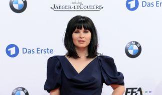 Anna Fischer ist nicht nur Schauspielerin, sondern auch Sängerin. (Foto)