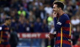 Am Donnerstag soll auch Lionel Messi aussagen. (Foto)