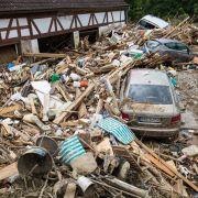 Blitzschlag, Hagel und Überflutung - Das zahlt die Versicherung (Foto)