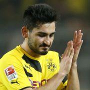 Ilkay Gündoganwechselt vom BVB zu Manchester City (Foto)