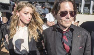 Der Streit zwischen Amber Heard und Johnny Depp spitzt sich immer weiter zu! (Foto)