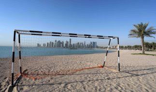 Sonne, Strand und Meer: So machen die Bundesliga-Stars Urlaub. (Foto)