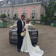 Dennis Aogo und seine Nina haben sich getraut: Glückwunsch!