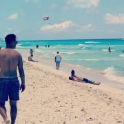 Kaan Ayhan in Cancun: Kann man machen.