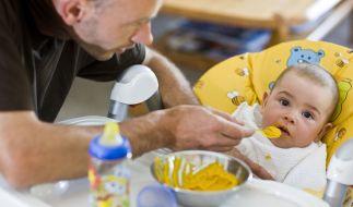 Bakterien in Babynahrung gefunden. (Foto)