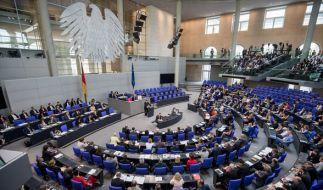 Der Bundestag beschloss heute fast einstimmig die umstrittene Resolution zum Völkermord an den Armeniern. (Foto)