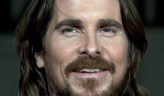 Christian Bale tut für seine Rollen alles - hungern und trainieren! (Foto)