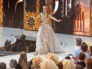 """Germany's Next Topmodel"" Kim Hnizdo"