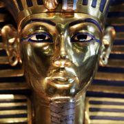 Nicht von dieser Welt! Außerirdische Grabbeigaben für den Pharaoh (Foto)