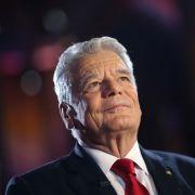Gauck macht Schluss! Darum gibt es keine zweite Amtszeit (Foto)