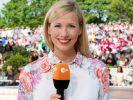 """Am 06. Juni steht der """"ZDF-Fernsehgarten"""" mit Andrea Kiewel ganz im Zeichen der nahenden Fußball-EM in Frankreich. (Foto)"""
