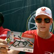 Michael Schumachers Sohn bald in der Formel 3? (Foto)