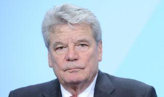 Kündigt Joachim Gauck heute seinen Rücktritt als Bundespräsident an? (Foto)