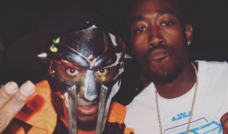 US-Rapper Freddie Gibbs (rechts) steht unter Vergewaltigungs-Verdacht. (Foto)