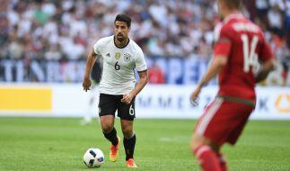 Für einen EM-Sieg der Fußball-Nationalmannschaft sind die Quoten eher gering. (Foto)