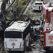 Terror-Gefahr! Auswärtiges Amt warnt vor Türkei-Reisen (Foto)