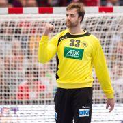 Deutsche Handballer verlieren mit 25:27 gegen Russland (Foto)