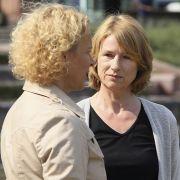 Corinna Harfouch verzweifelt: Katja Riemann will Frau Hölle retten (Foto)