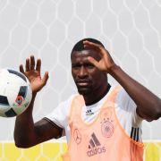 Kreuzbandriss! Nationalspieler Rüdiger fällt für EM aus (Foto)