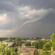 Tornado-Alarm - und jetzt? So geht es nach dem Unwetter weiter (Foto)