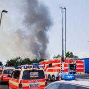 Asylbewerber prahlt mit Handyvideo von Brandstiftung (Foto)