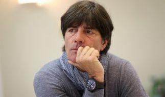 Jogi Löw wird einen Spieler für Antonio Rüdiger nachnominieren. (Foto)