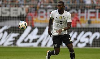 Antonio Rüdiger gehört zum Fußball-EM-Kader von Joachim Löw. (Foto)