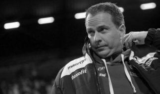 Ex-Union Coach Sascha Lewandowsi ist gestorben. (Foto)