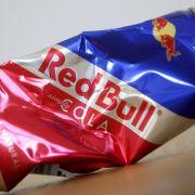 Britin trank 20 Dosen Red Bull pro Tag (Foto)