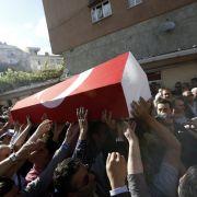 PKK-Splittergruppe TAK bekennt sich (Foto)