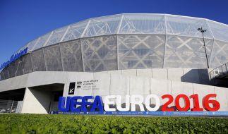 Die EM 2016 live in Frankreich erleben? Wir verraten Ihnen, wie! (Foto)