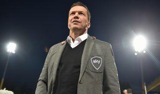 Lothar Matthäus ist während der Euro 2016 ein gefragter Experte. (Foto)