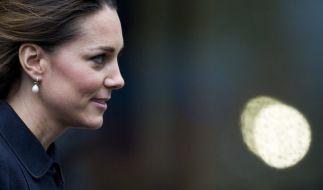 Herzogin Kate am 20. November 2013 in London. (Foto)