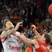 Bambergs Basketballer zum 8. Mal deutscher Meister (Foto)
