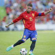 Piqué rettet Spanien den Sieg - 1:0 gegen Tschechien (Foto)