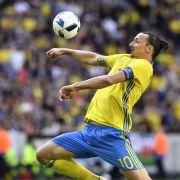 Ibrahimovic leitet Remis für Schweden ein - 1:1 gegen Irland (Foto)