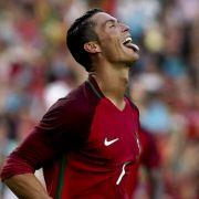 1:1! Fußball-EM-Debütant Island siegt gegen Favoriten Portugal (Foto)