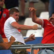 Zerstören Hooligans die Europameisterschaft? (Foto)