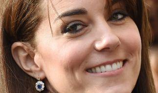 Herzogin Kate soll zu viele Falten haben. (Foto)