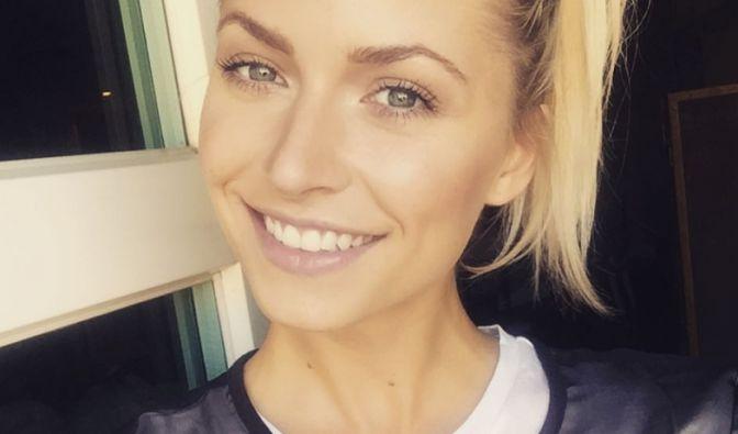 Lena Gercke zu sexy im knappen Bikini?