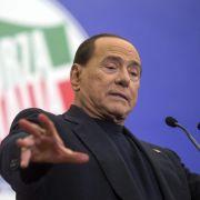 """Herz-OP bei Berlusconi: """"Ich vertraue auf Gott"""" (Foto)"""