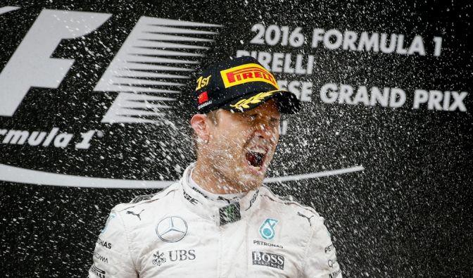 Nico Erik Rosberg wurde am 27.06.1985 als Sohn von Keke Rosberg (finnischer Formel-1-Weltmeister) und einer Deutschen in Wiesbaden geboren. (Foto)