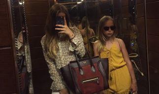 Die Geissens-Kids jetzt auch bei Instagram. (Foto)
