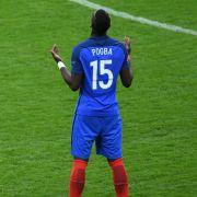 Griezmann und Payet retten Frankreich - 2:0 gegen Albanien (Foto)