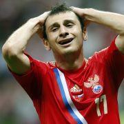 Russland droht auch sportlich der EM-Ausschluss - 1:2 gegen Slowakei (Foto)