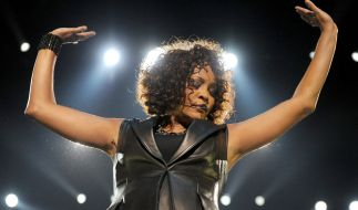 Whitney Houston gehörte zu den größten Pop-Stars der Welt. (Foto)