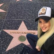 "Dschungel-Zicke goes Hollywood! Sarah Knappik in ""Sharknado"" (Foto)"