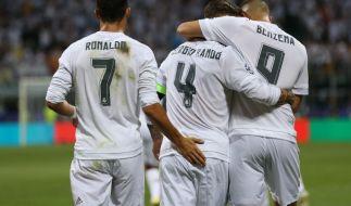 Was bewegt den portugiesischen Fußball-Star Cristiano Ronaldo? (Foto)