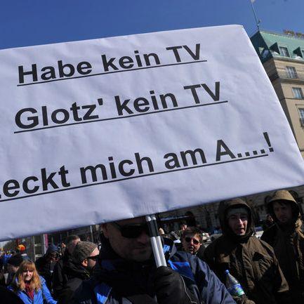 Immer härteres Durchgreifen gegen GEZ-Verweigerer (Foto)